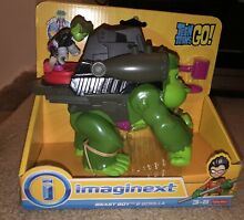 Brand new in box imaginext teen