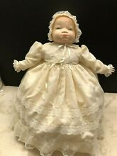 German bisque baby doll 17 grace