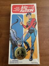 Kid action boy figure mib open and