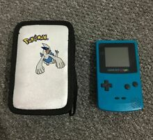 Color handheld console 3 games