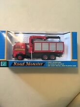 Road monster autocraft fire chief