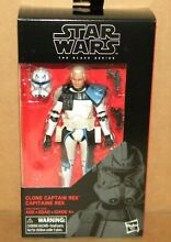Clone captain rex 59 black series 6