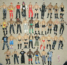 Wwe wwf tna impact deluxe wrestling