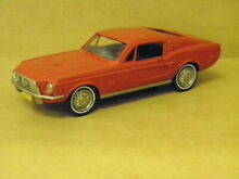 1 43 1968 ford mustang fastback