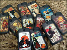 12 themed style gift tags