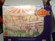 Showmans engine caroussel new boxed