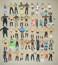 Wwe wrestling action figure serie