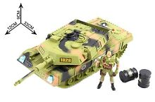 Army tank for kids military soldier