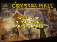 Crystal maze board game spare parts