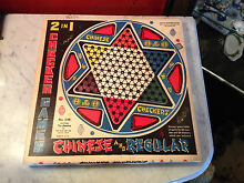 Co 2 in 1 chinese regular checkers