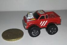 1987 road champs red truck
