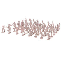 Pack of 100pcs 2cm toy soldier