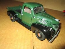 1939 plymouth pickup truck 1 24