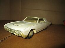 1962 ford thunderbird friction amt