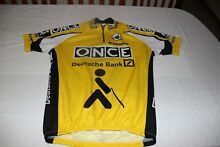 Maillot ciclismo equipo once