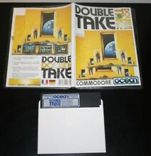 Double take et 128 c64 c128 disk