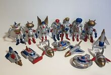 Figurines 1968 outer space space
