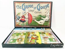 The game of goose 1890s v a museum