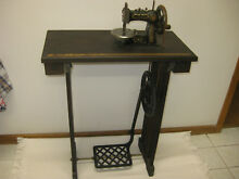 Rare little lady childs toy treadle
