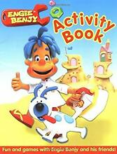 Activity book by green rod