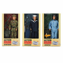 Action man deluxe action figure