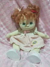 Red hair my child doll charcoal