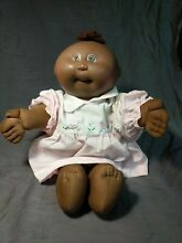 African american black baby doll