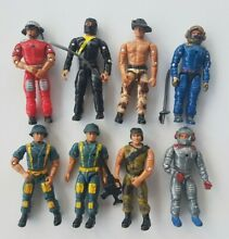 Figurines figures us force lot no