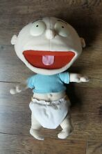 Rugrats tommy hand puppet soft toy
