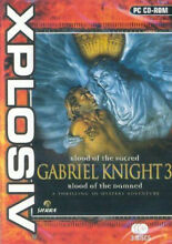 Gabriel knight 3 pc game new sealed