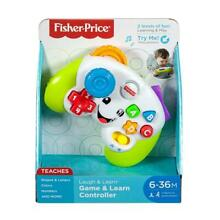 Laugh learn game controller