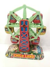 Japan yone child land ferris wheel