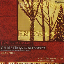 Christmas in darmstadt uk import cd