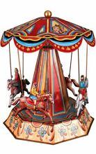 Nurnberger horse carousel german