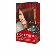 Colorsilk dye 31 dark brown coppery