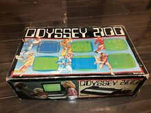 Console video games philips odyssey