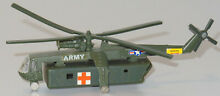 Sikorsky helicopter ch 54a hong