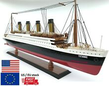 Wood wooden model cruise liner ship