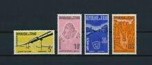 Chad 75 82 mnh 1961 2 definitives