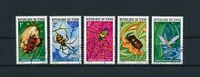 Chad 252 6 used insects 1972