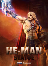 Sideshow masters of the universe he