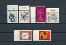 Germany 1063 73 mnh single issues