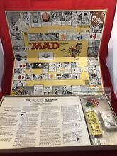 The mad magazine board game from