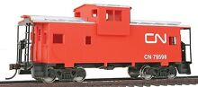 Scala h0 caboose canadian national
