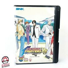 The king of fighters 98 art book
