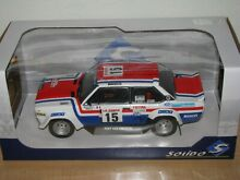 Solido fiat 131 rally car new in