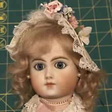 Dressed milette french doll
