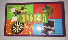 Chronology junior board game new