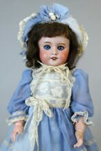 60 french bisque head doll