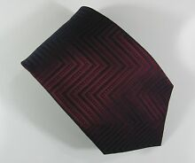 Brookes bros men s tie metallic red
